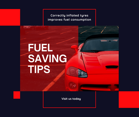 Fuel Saving Tips From Sunset Tyres