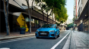 FACTORY FIT FOR FALKEN ON THE AUDI A3 PLUG-IN-HYBRID AVAILABLE AT SUNSET TYRES