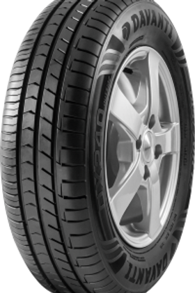 165/65TR13 DAVANTI DX-240 77T  Rf=No CAR  EU=C:E:69
