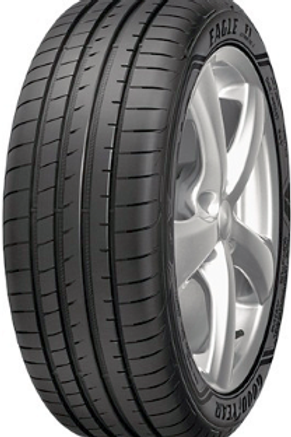 245/45YR18 GOODYEAR EAGLE F1 (ASYMMETRIC) 3 100Y XL Rf=No CAR  EU=A:B:67 J