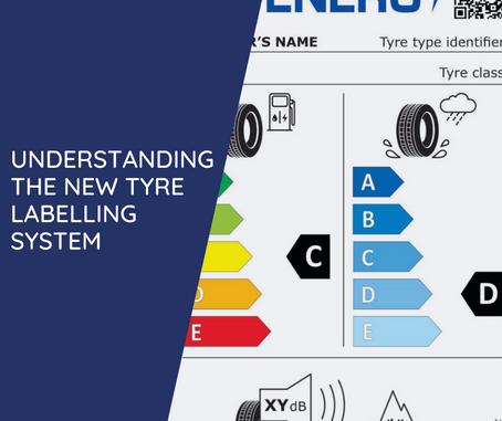 Understanding new tyre labelling