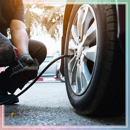 Free Tyre Check At Sunset Tyres Derby
