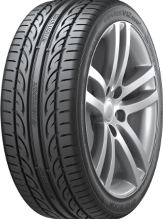 225/40YR18 HANKOOK VENTUS V12 EVO2 K120 92Y XL Rf=No CAR  EU=A:E:72 REP