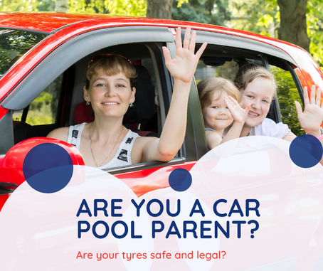 Are you a car pool parent?