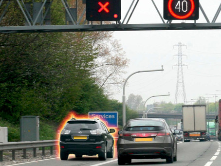 Motorway Driving tips from Sunset Tyres