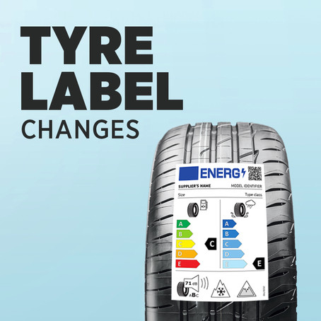 Tyre Labelling Advice From Sunset Tyres
