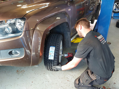 Give your 4x4 some grip with Falken Wildpeak Fitted At Sunset Derby