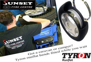 Tyron Safety Bands