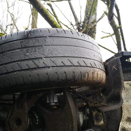 Derbyshire Police - Check Tyres