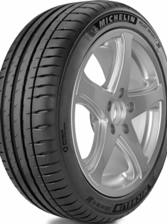 255/35WR20 MICHELIN PILOT SPORT 4 97W XL Rf=No CAR  EU=B:A:71 VOL