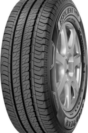 225/75RR16 GOODYEAR EFFICIENTGRIP CARGO 121/120R  Rf=No VAN  EU=E:B:70