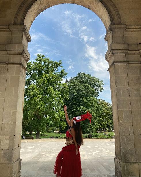Stages de danse tahitienne à domicile - Natoria Dance - Bordeaux