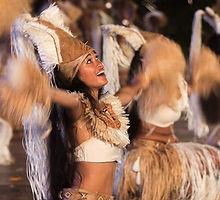 Technique de la danse Tahitienne avec Hinepoetea TEPOU-ATGER Bordeaux - Natiora Dance