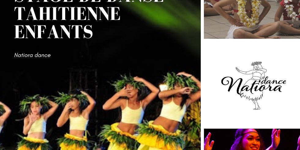 Stage gratuit de danse tahitienne pour les enfants