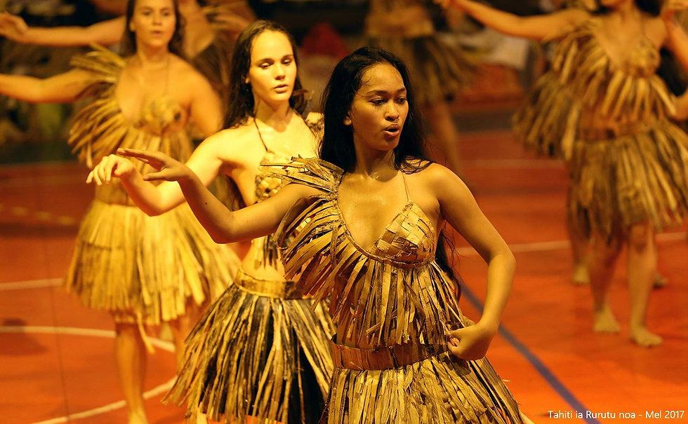 Natoria Danse - Ecole de danse tahitienne à Bordeaux