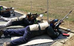Textbook shooting