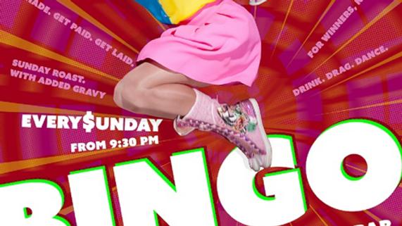 VetSoc Drag Bingo Night