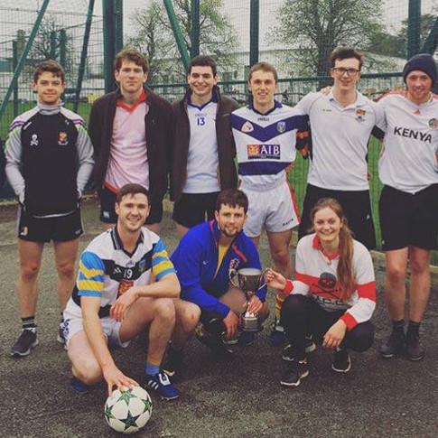 5th yr Soccer Team, Vet Premier League Cup winners 2018