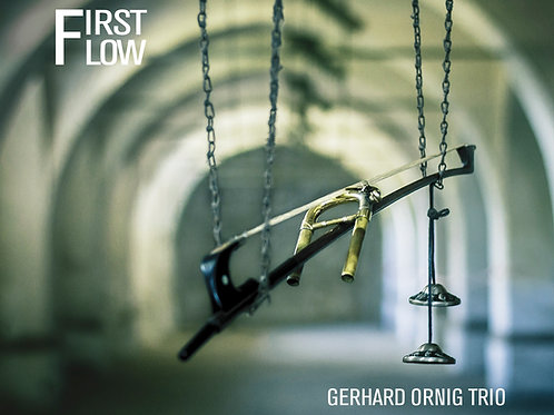 #018 Gerhard Ornig Trio - FIRST FLOW
