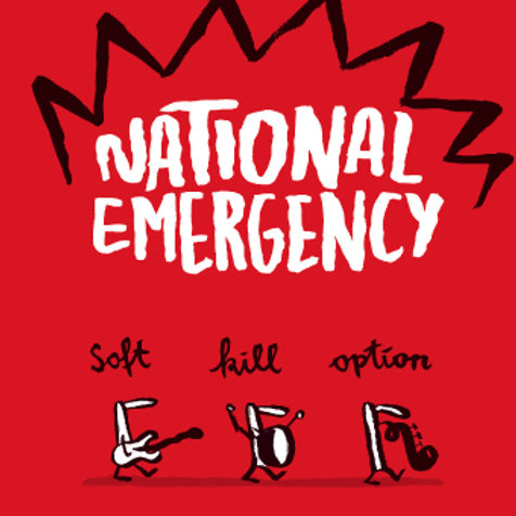 #032 SOFT KILL OPTION -National Emergency