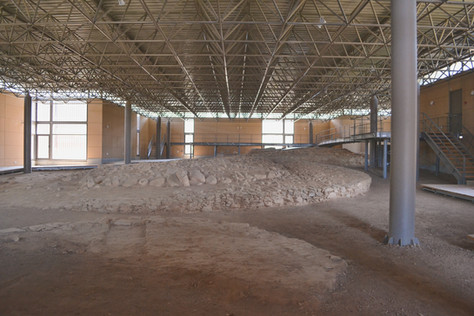 εκθέματα αρχαιολογικού  μουσείου μαραθώνα