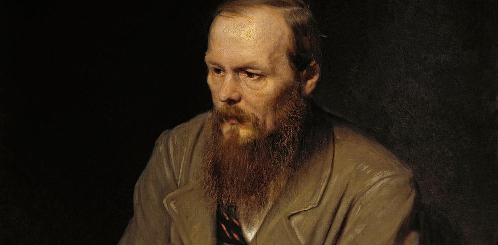 Ο Φιόντορ Μιχάηλοβιτς Ντοστογιέφσκι (ρωσ.: Фёдор Михайлович Достоевский, ΔΦΑ [ˈfʲɵdər mʲɪˈxajləvʲɪt͡ɕ dəstɐˈjefskʲɪj] 11 Νοεμβρίου 1821 - 9 Φεβρουαρίου 1881) ήταν Ρώσος συγγραφέας, κορυφαία μορφή της παγκόσμιας λογοτεχνίας.