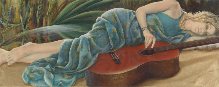 Music Guitar ~ SOLD