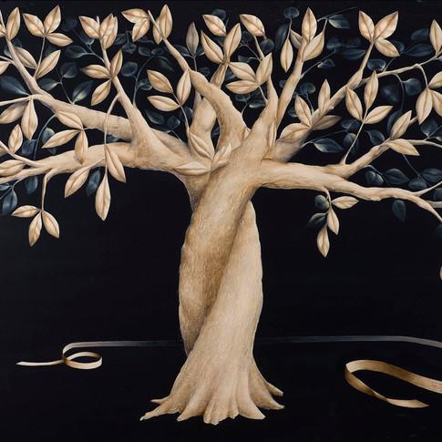 The Love Tree (black)