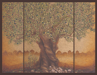The Olive Tree (Constantinople) SOLD
