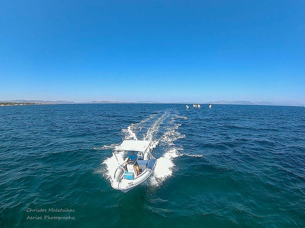 Ναυτικός αθλητικός όμιλος στο Μάτι