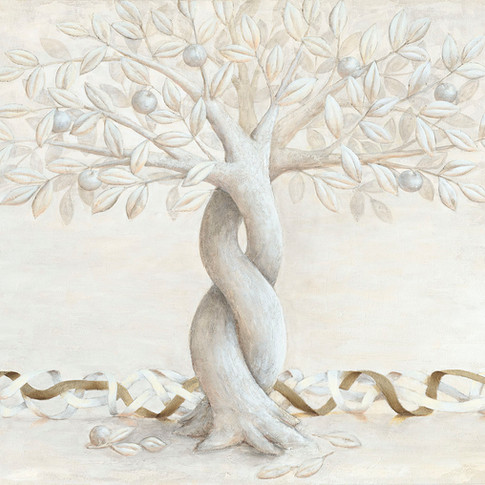 The Love Tree (white)