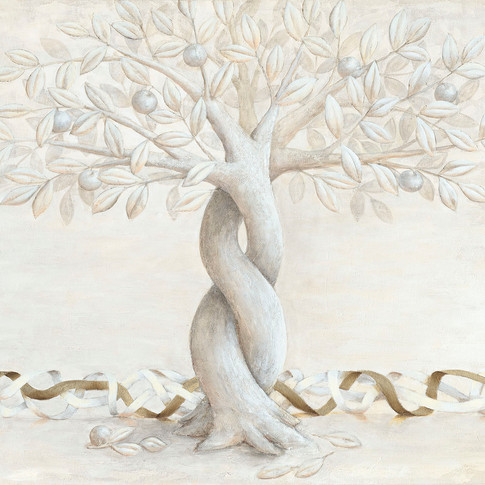 The tree of knowledge (white)