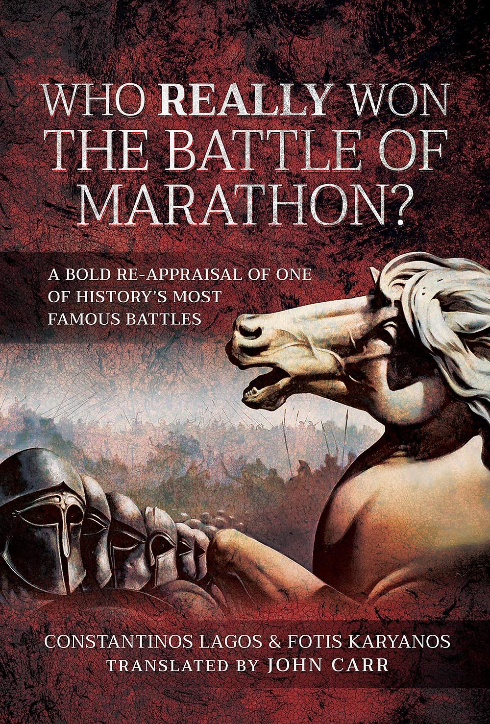 το βιβλίο της μάχης του μαραθώνα / who really won the battle of marathon? the book