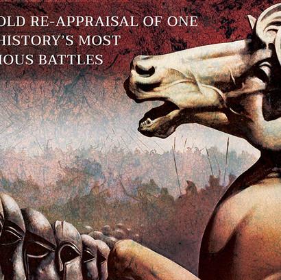 Το βιβλίο που ρίχνει φως στις άγνωστες πτυχές της μάχης του Μαραθώνα κυκλοφορεί στα αγγλικά.