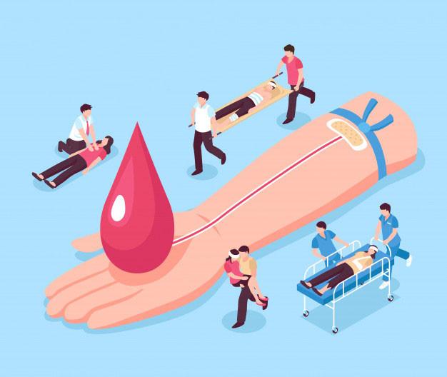 αιμοδοσία στη Νέα Μάκρη - Μαραθώνα