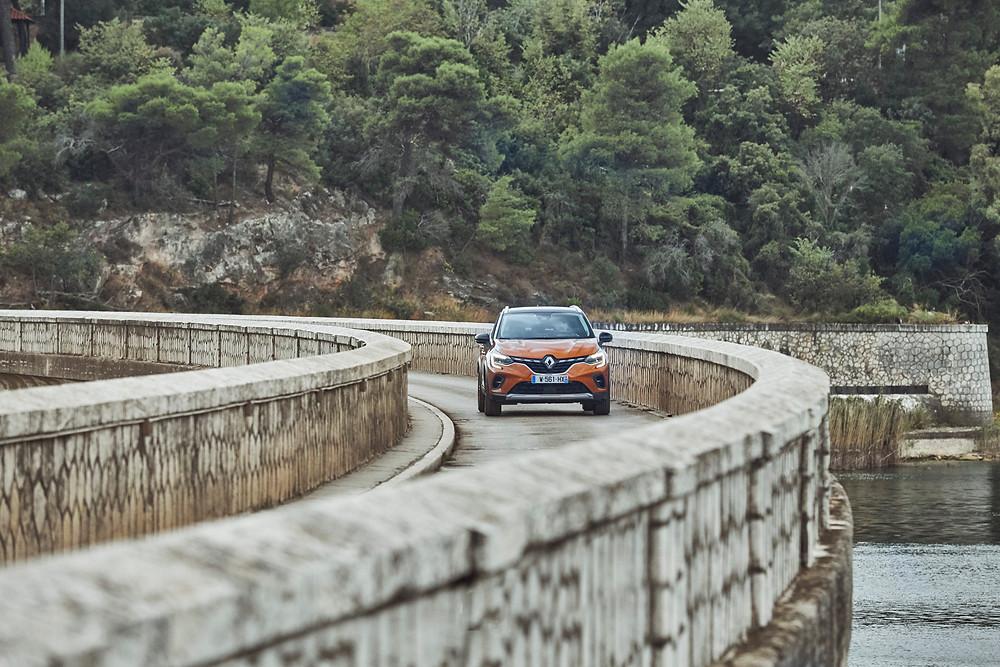 Η παγκόσμια δημοσιογραφική παρουσίαση του νέου Renault στο Μαραθώνα!