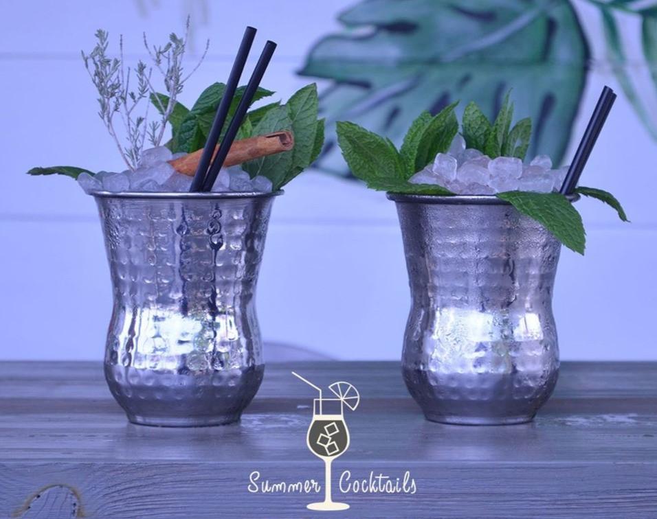 Cocktails στο Seacret | pic: fb page