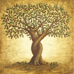 The Small Love Tree (Szidikur) ~ SOLD