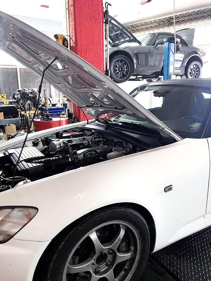 Συνεργείο αυτοκινήτων Β16Α workshop