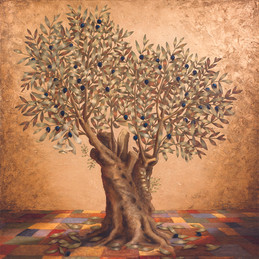 Olive Tree (classic) ~ SOLD