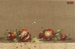 Pomegranates ~ SOLD