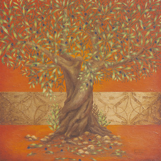Olive Tree (mother) ~ SOLD