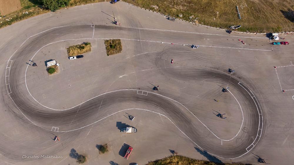 Η πίστα του Marathon Valley η οποία θεωρείται ανεκμετάλευτη αφού χρησιμοποιείται μόνο 2-3 φορές το χρόνο... | Φωτ. Χρήστος Μαλέτσικας
