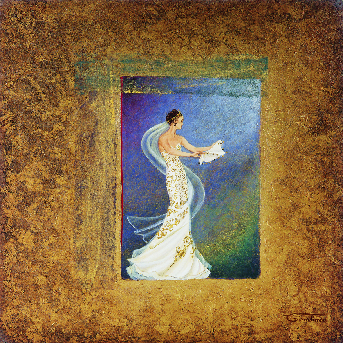 The Bride ~ SOLD