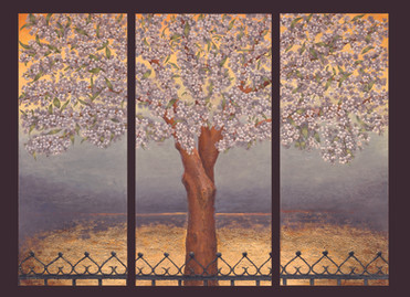 Almond Tree ~ SOLD