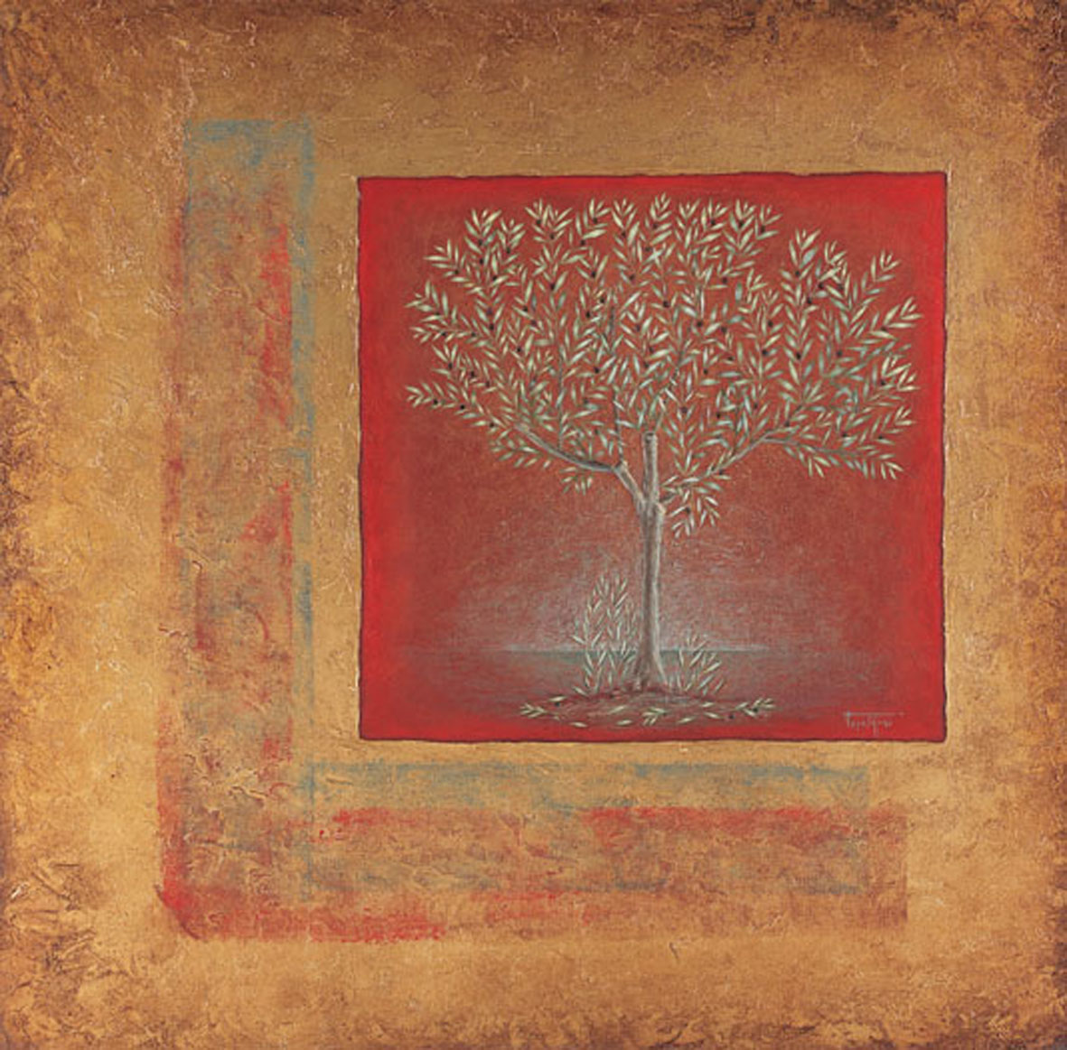 Olive Tree ~ SOLD