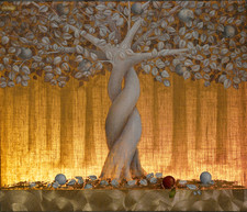 The Love Tree (night)