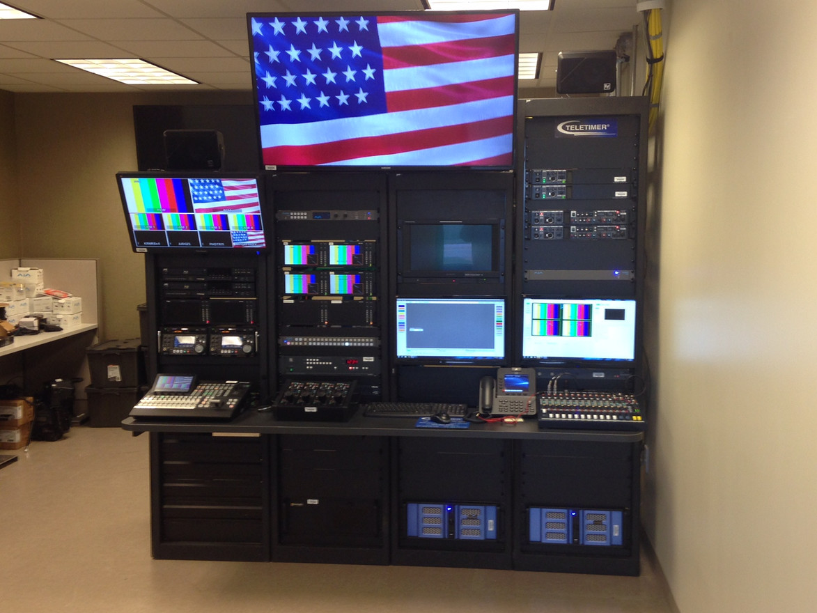 HD TV Production System, Ohio
