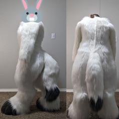 White Fox Bodysuit