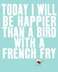 Today is National French Fry Day!!!!
